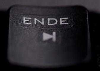 Ende - Stopp