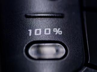 100 % - Prozent