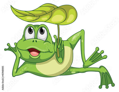 cartoon frog pictures - photo #9