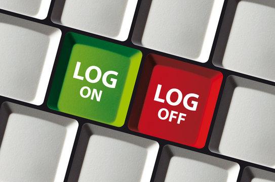 Log on & Log off