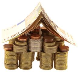 Photos illustrations et vid os de liasse de billets for Cout immobilier