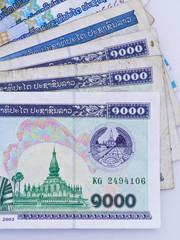 Moneys of Laos.
