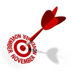November Target