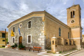 Ag. Paraskevi church, 16th century A.D., Galaxidi, Greece