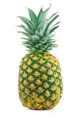 Ripe juicy pineapple