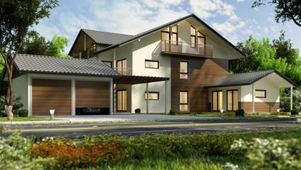 The dream house 12