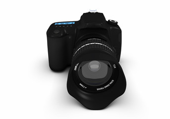Digitale Spiegelreflexkamera 360° Ansichten - Bild 8 von 9