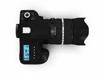 Digitale Spiegelreflexkamera 360° Ansichten - Bild 9 von 9