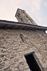 Lesa, Oratorio di San Sebastiano - Lago Maggiore