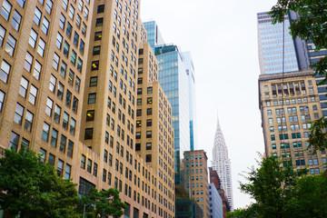 Midtown Manhattan buildings, New York