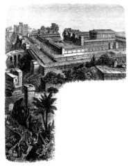 Jerusalem Temple - Antiquity
