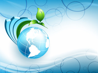 environmental vector concept. Eps10