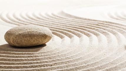 traditional zen attitude