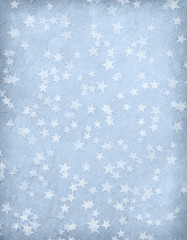 vintage paper with stars