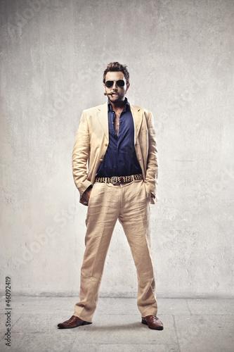 Как одеваться как гангстер