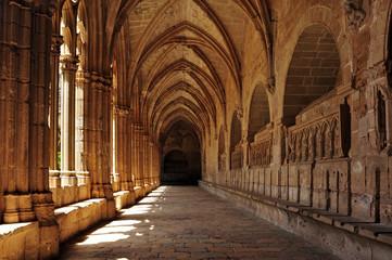 Monastery of Santa Maria de Santes Creus, Spain