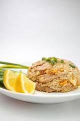 Fried rice, thai food