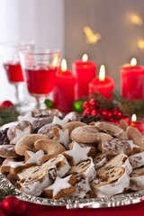 Weihnachtsgebäck - Christmas cookies