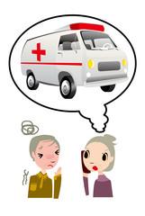 医療,病院,薬,依存症,病気,救急,救急車,緊急