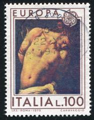 Jesus by Caravaggio