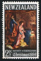 Nativity by Federico Fiori