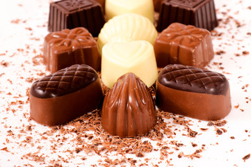 Belgian candy