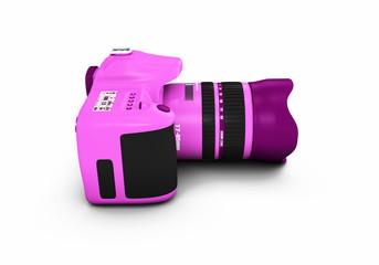 Pink Lady DSLR - Spiegelreflexkamera 360° - 2 von 9