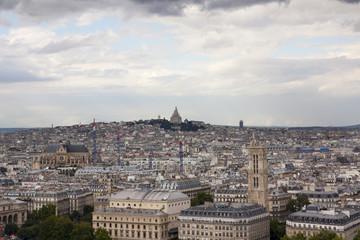 Panorama di Parigi - Francia