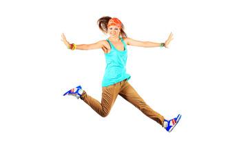 jump girl