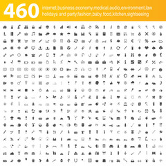 460 top signs