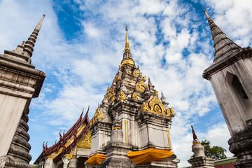 Wat pratat chaiya, Surat-thani, Thailand