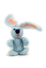 Wool rabbit (hare)