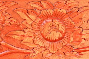 Wood carving , Thai Craftsmanship