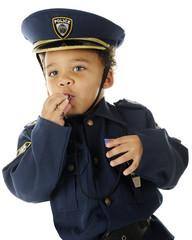 Uniformed Whistle Blower