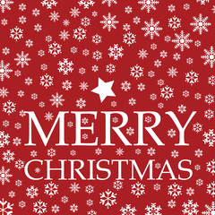 Christmas Card: Snowflakes