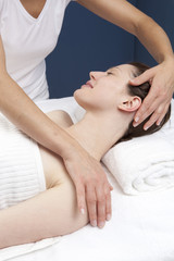 happy relieving massage