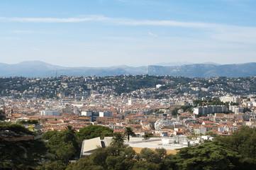 Panorama of Nice