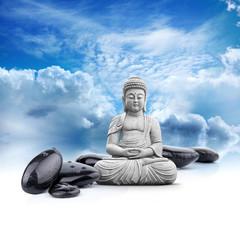 Bouddha et Bien-êre