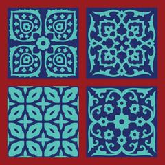 Ardakan Seamless Patterns S