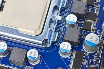 CPU on board