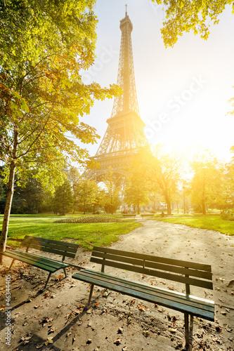 Canvas Prints Tour Eiffel Paris