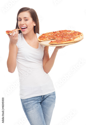 Самая сексуальная доставка пиццы  14779