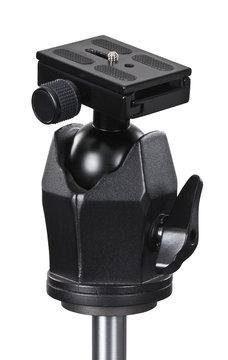 Kugelkopf auf Kamerastativ