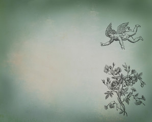 Angels illustration