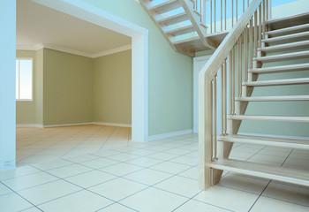 лестница в интерьере