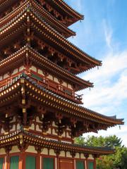 World Heritage 薬師寺(世界遺産)