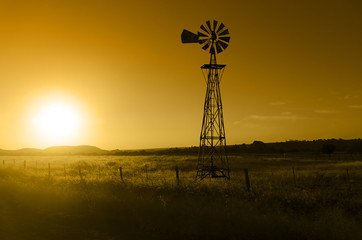 Ranch Windmill