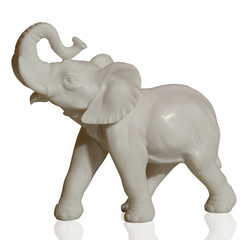 sculpture of an elephant