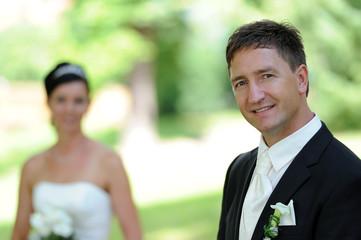 bridal pair