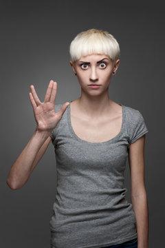 Female Spock